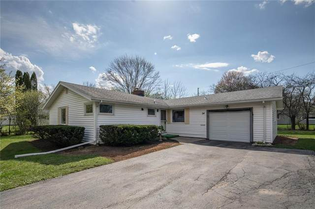 54 Beekman Place, Brighton, NY 14620 (MLS #R1331139) :: BridgeView Real Estate Services