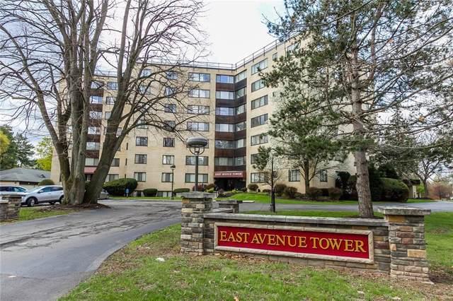 2501 East Avenue #503, Brighton, NY 14610 (MLS #R1331237) :: BridgeView Real Estate Services