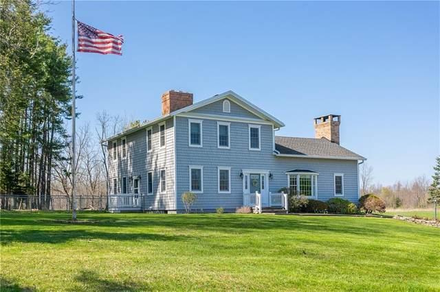 9258 County Rd 15, Richmond, NY 14487 (MLS #R1331832) :: Mary St.George | Keller Williams Gateway
