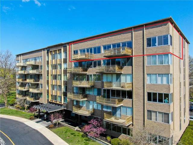 1400 East Avenue 606-607, Rochester, NY 14610 (MLS #R1331839) :: Robert PiazzaPalotto Sold Team