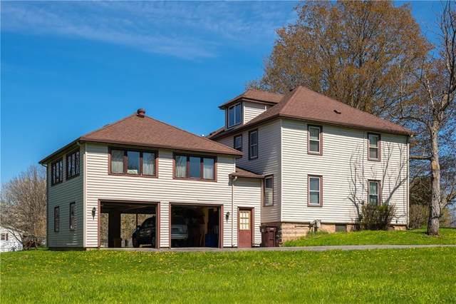 10 Buffalo Road, Bergen, NY 14416 (MLS #R1331951) :: Mary St.George | Keller Williams Gateway