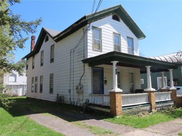 10 Spencer Street, Lyons, NY 14489 (MLS #R1332040) :: Robert PiazzaPalotto Sold Team