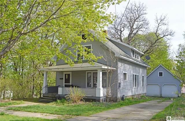 236 Clyde Avenue, Jamestown, NY 14701 (MLS #R1332100) :: Mary St.George   Keller Williams Gateway