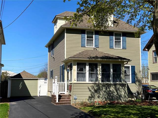 73 Stanton Street, Rochester, NY 14611 (MLS #R1332284) :: BridgeView Real Estate Services