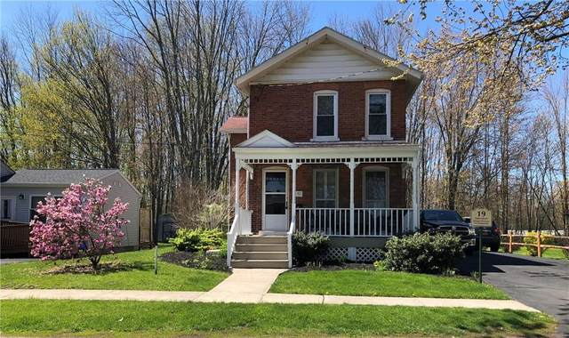 19 State Street, Waterloo, NY 13165 (MLS #R1332542) :: Thousand Islands Realty