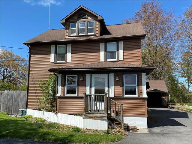 6948 State Route 96A, Romulus, NY 14521 (MLS #R1332805) :: Robert PiazzaPalotto Sold Team