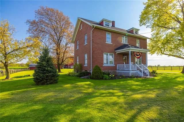 4076 S Avon Road, Avon, NY 14414 (MLS #R1332873) :: Serota Real Estate LLC