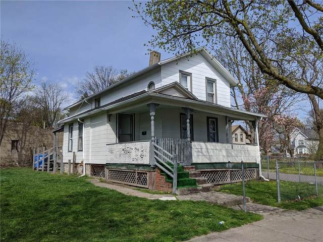 215 Reynolds Street, Rochester, NY 14608 (MLS #R1333430) :: 716 Realty Group