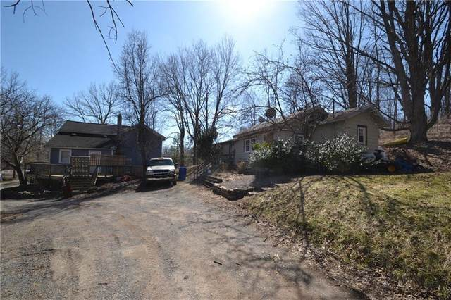 3636 Outlet Road, Manchester, NY 14548 (MLS #R1333452) :: Robert PiazzaPalotto Sold Team