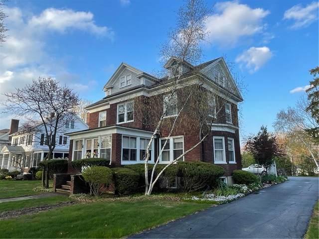 149 Maxwell Avenue, Geneva-City, NY 14456 (MLS #R1333499) :: Thousand Islands Realty