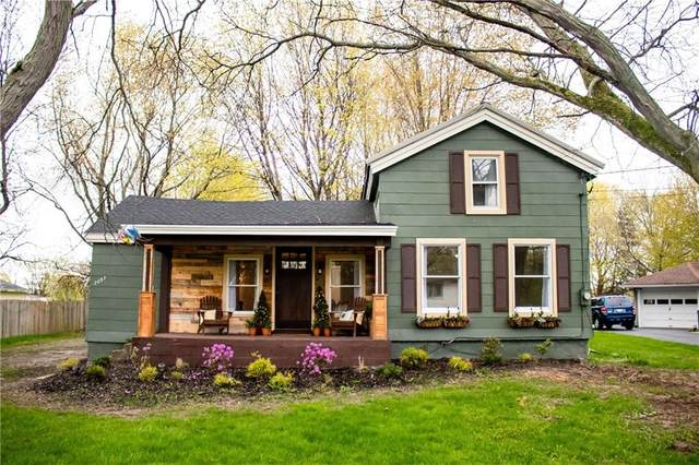 2057 Eagle Harbor Waterport Road, Carlton, NY 14411 (MLS #R1333643) :: Thousand Islands Realty