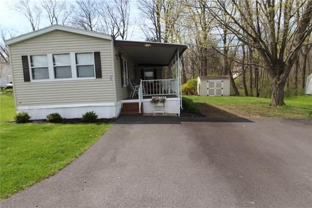 4795 E Lake Rd #27, Livonia, NY 14487 (MLS #R1333880) :: Mary St.George | Keller Williams Gateway