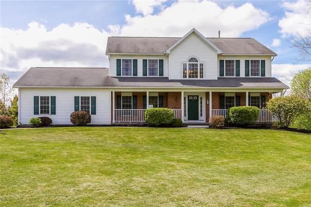 49 Bosworth Fld, Mendon, NY 14506 (MLS #R1333943) :: Lore Real Estate Services