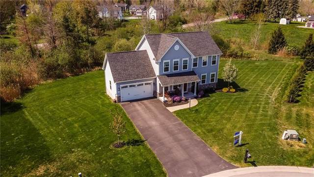 17 Summers Circle, Pittsford, NY 14534 (MLS #R1333991) :: Lore Real Estate Services