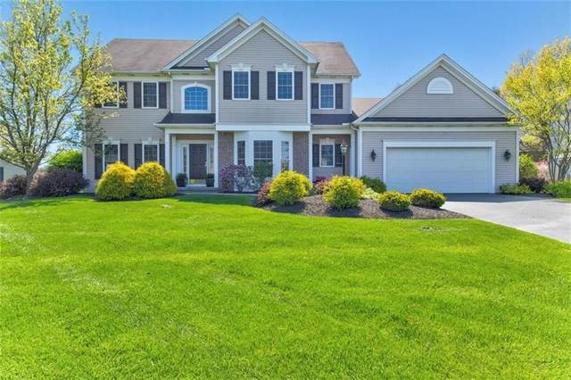 7 Hedge Wood Lane, Pittsford, NY 14534 (MLS #R1334045) :: Lore Real Estate Services