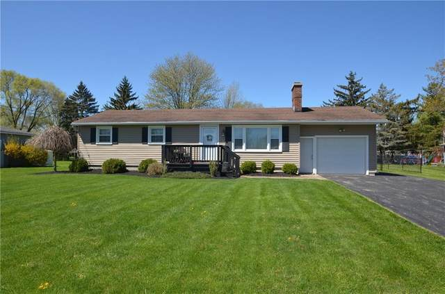 237 Golden Rd, Chili, NY 14624 (MLS #R1334076) :: Lore Real Estate Services