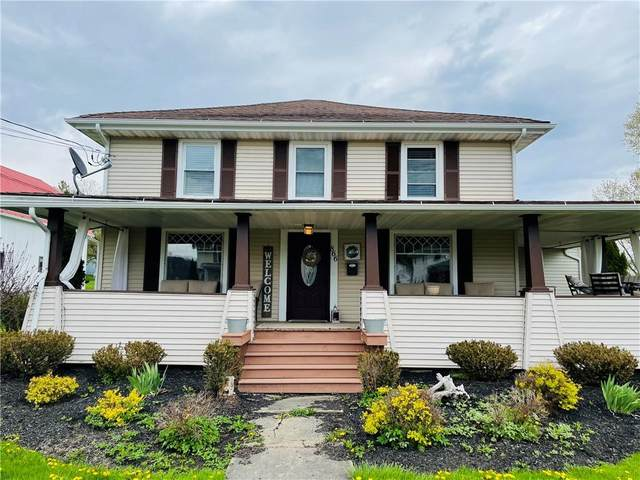 866 State Route 36, Troupsburg, NY 14885 (MLS #R1334256) :: 716 Realty Group