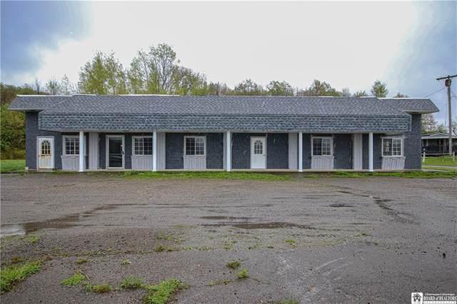 7013 Route 60, Stockton, NY 14718 (MLS #R1334377) :: BridgeView Real Estate