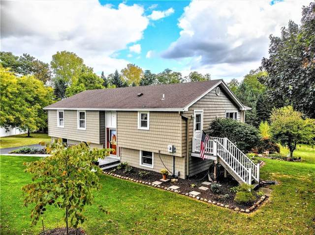 20 Northview Ave, Jerusalem, NY 14527 (MLS #R1334407) :: Robert PiazzaPalotto Sold Team