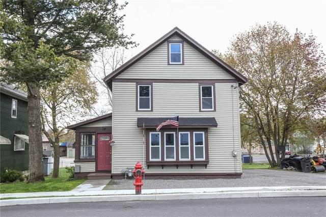 22 Thomas Street, Murray, NY 14470 (MLS #R1334506) :: Thousand Islands Realty