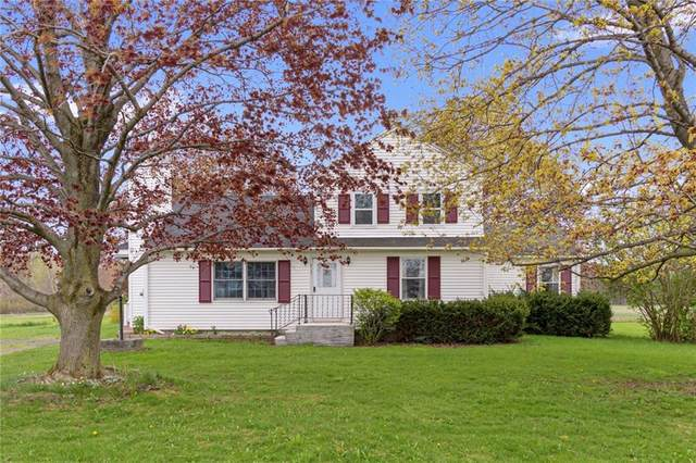 8142 Brick Church Road, Sodus, NY 14551 (MLS #R1334715) :: TLC Real Estate LLC