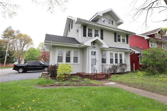 3397 Lake Avenue, Rochester, NY 14612 (MLS #R1335125) :: Thousand Islands Realty