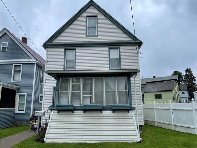 156 Leach Avenue, Hornell, NY 14843 (MLS #R1335359) :: BridgeView Real Estate Services