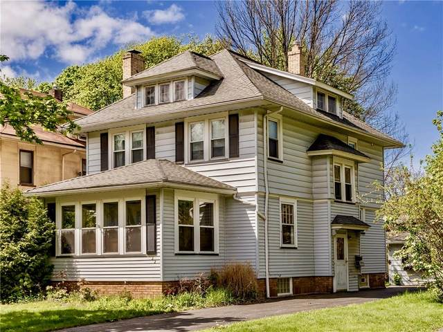 22 Roxborough Road, Rochester, NY 14619 (MLS #R1335418) :: Thousand Islands Realty