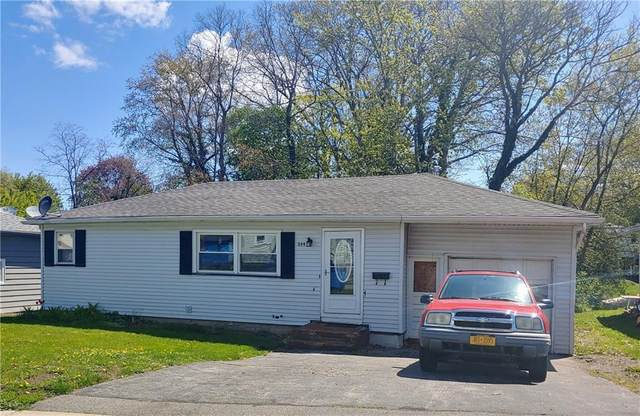 244 Chesterfield Drive, Rochester, NY 14612 (MLS #R1335535) :: Lore Real Estate Services