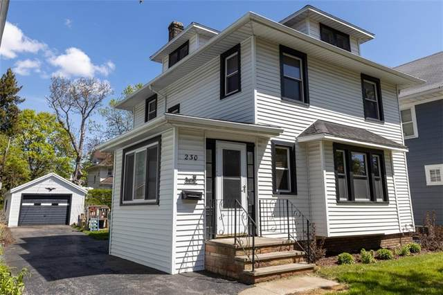 230 Laurelton Road, Irondequoit, NY 14609 (MLS #R1335725) :: BridgeView Real Estate Services