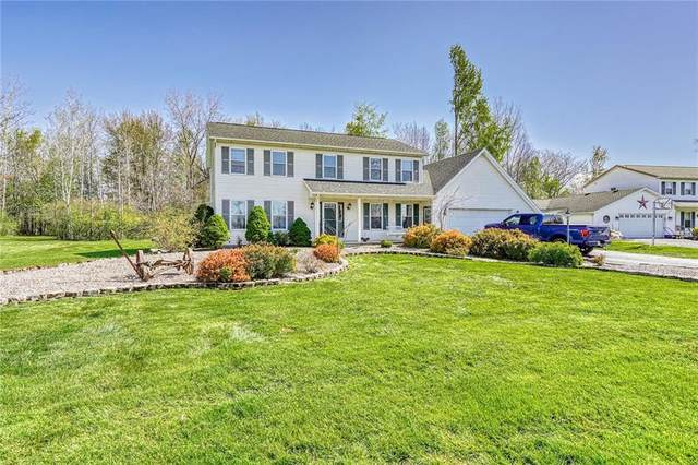 8 Glidden Circle, Clarkson, NY 14464 (MLS #R1335877) :: Robert PiazzaPalotto Sold Team