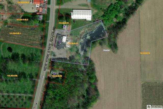 10158 Route 60, Pomfret, NY 14063 (MLS #R1335901) :: BridgeView Real Estate