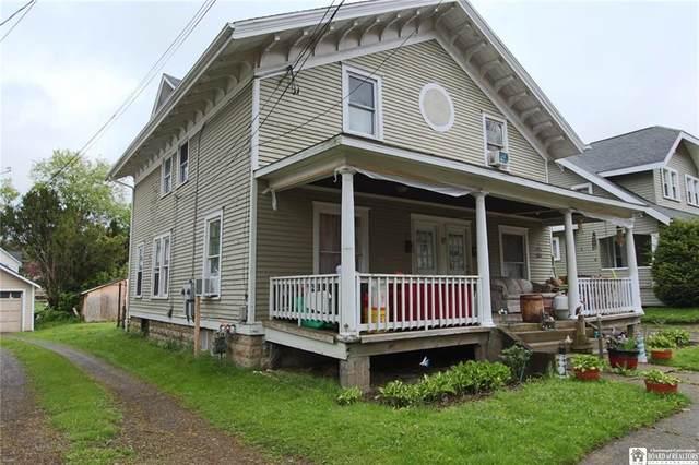 25-27 Catlin Avenue, Jamestown, NY 14701 (MLS #R1335911) :: Robert PiazzaPalotto Sold Team