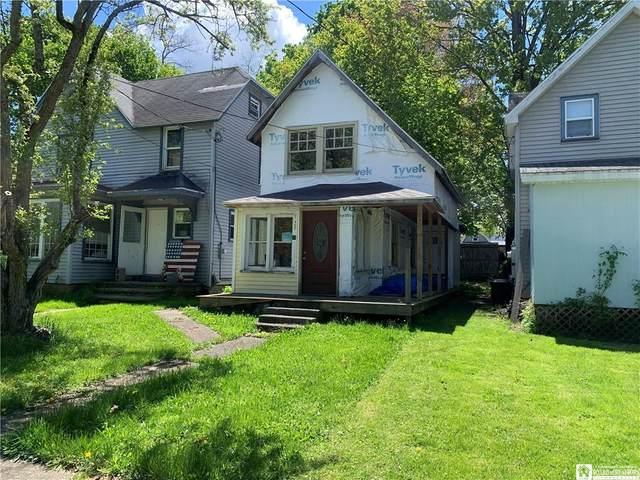 11 E Duquesne Street, Ellicott, NY 14720 (MLS #R1336048) :: Robert PiazzaPalotto Sold Team