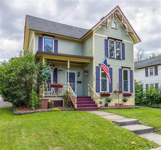 144 Lyman Street, Sweden, NY 14420 (MLS #R1336090) :: TLC Real Estate LLC