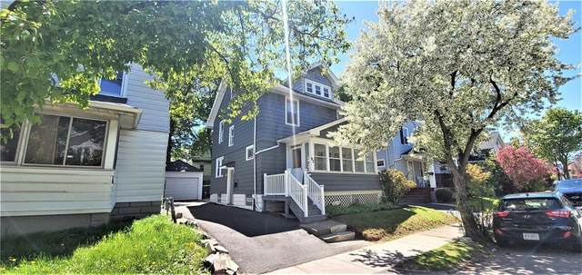 93 Warsaw Street, Rochester, NY 14621 (MLS #R1336111) :: Robert PiazzaPalotto Sold Team