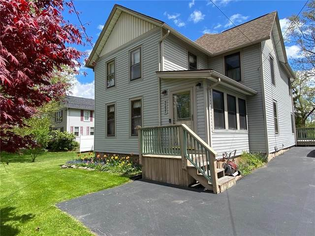 3257 Fancher Road, Murray, NY 14411 (MLS #R1336177) :: Thousand Islands Realty