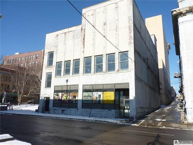 12 W 2nd Street, Jamestown, NY 14701 (MLS #R1336246) :: BridgeView Real Estate Services