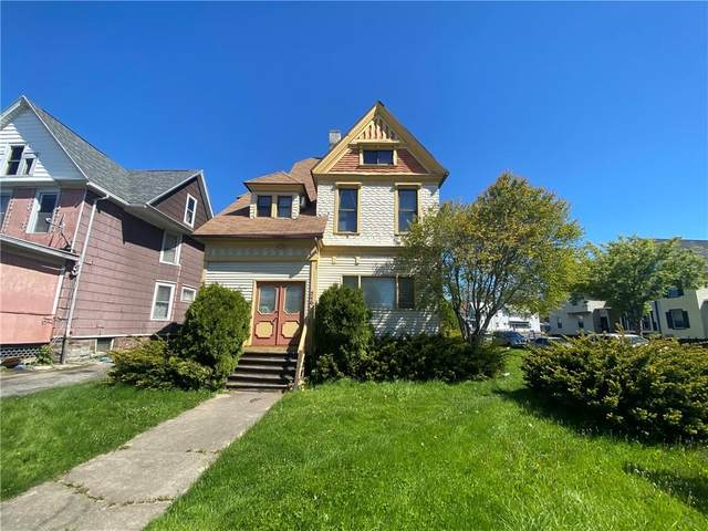 546 Lyell Avenue, Rochester, NY 14606 (MLS #R1336441) :: Robert PiazzaPalotto Sold Team