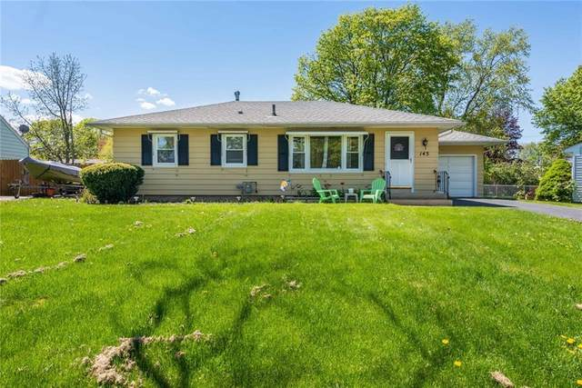143 Sandalwood Drive, Greece, NY 14616 (MLS #R1336442) :: 716 Realty Group