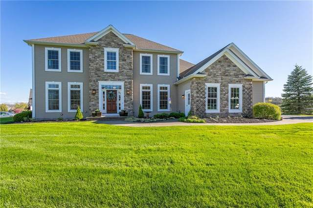 3662 Summit View, Canandaigua-Town, NY 14424 (MLS #R1336464) :: 716 Realty Group