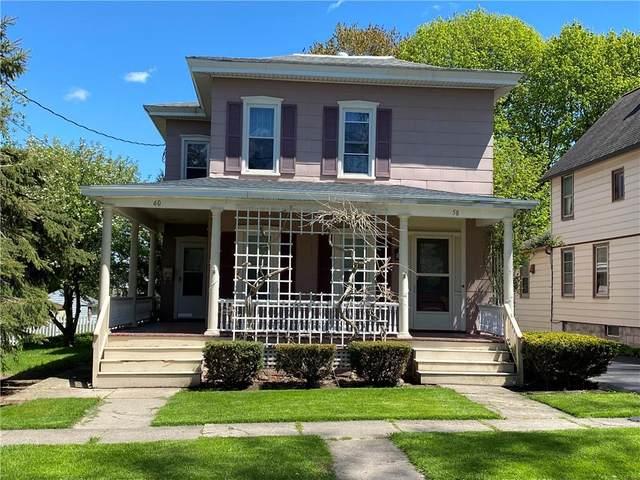 58-60 Cayuga Street, Auburn, NY 13021 (MLS #R1336514) :: BridgeView Real Estate Services