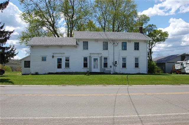 42 State Route 230, Tyrone, NY 14837 (MLS #R1336576) :: Thousand Islands Realty