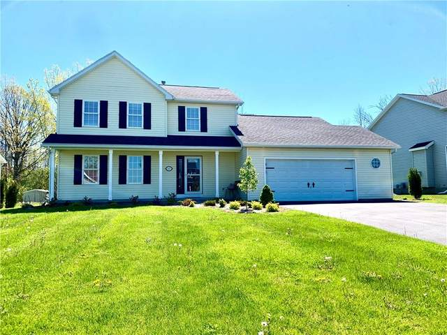 227 Fitzpatrick, Henrietta, NY 14586 (MLS #R1336581) :: TLC Real Estate LLC