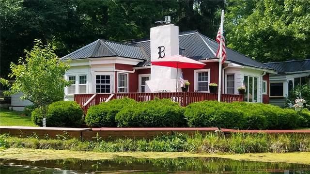 8419 West Lake Road, Stafford, NY 14020 (MLS #R1336712) :: Robert PiazzaPalotto Sold Team