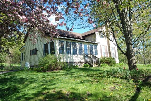 2214 State Route 34, Venice, NY 13147 (MLS #R1336797) :: BridgeView Real Estate Services