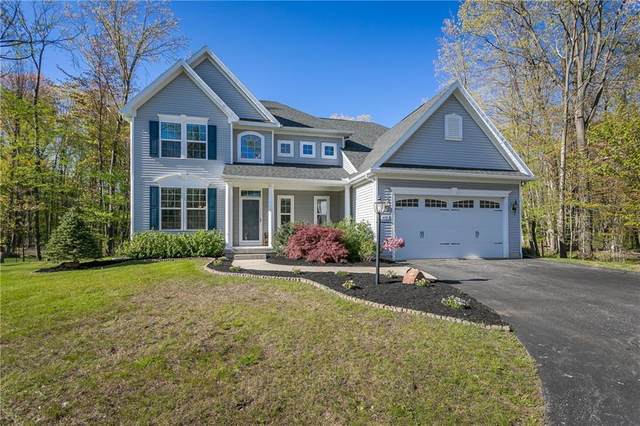 458 Bayside Drive, Webster, NY 14580 (MLS #R1336851) :: 716 Realty Group