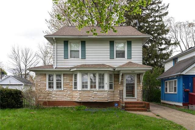 636 Genesee Park Boulevard, Rochester, NY 14619 (MLS #R1337048) :: Thousand Islands Realty