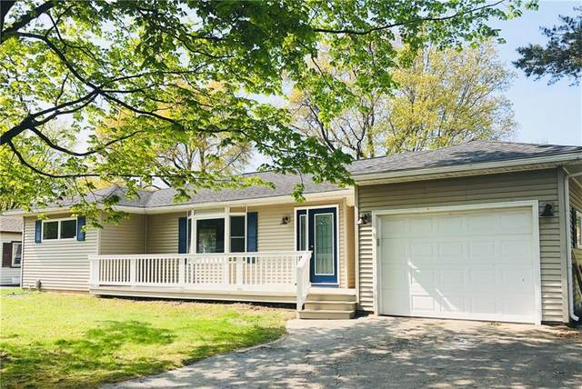 270 Oakdale Drive, Webster, NY 14580 (MLS #R1337050) :: 716 Realty Group