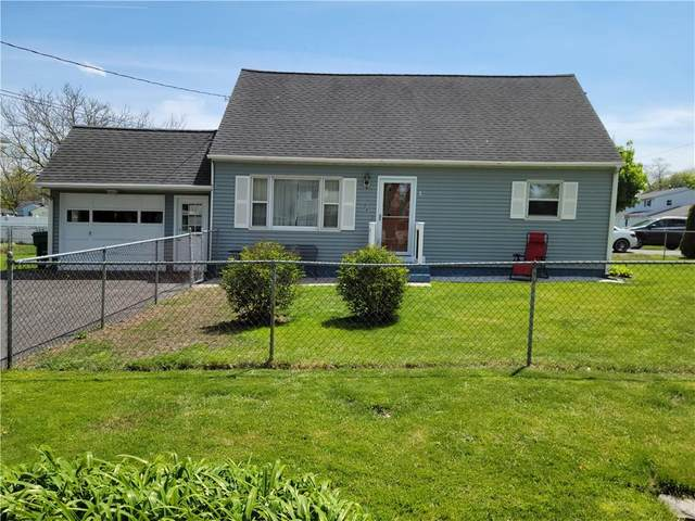 104 Rahway Road, Gates, NY 14606 (MLS #R1337090) :: 716 Realty Group